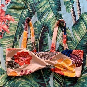 Acacia Swimwear Corfu Top in Retro Paradise SM